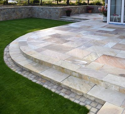 Driveways in Dublin by Anthony's Masonry