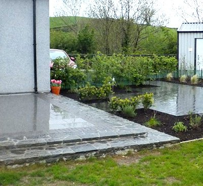 Stone Paving in Dublin by Anthony's Masonry